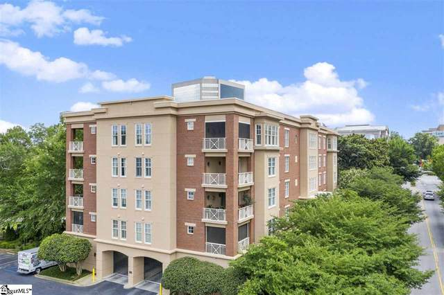 400 N Main Street Unit 502, Greenville, SC 29601 (#1434888) :: The Robby Brady Team