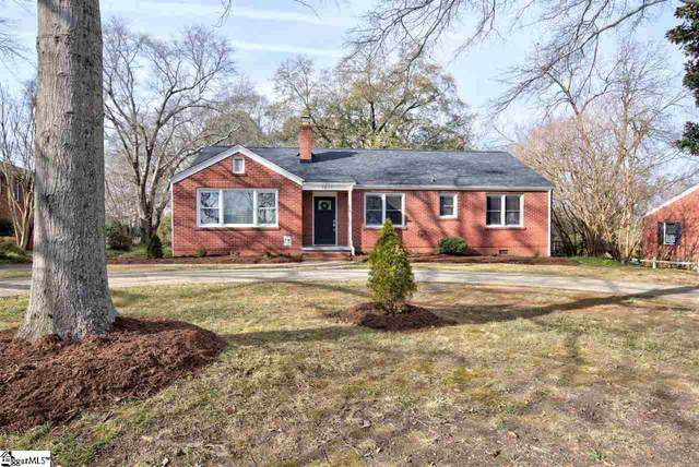 1811 E North Street, Greenville, SC 29607 (MLS #1434901) :: Resource Realty Group