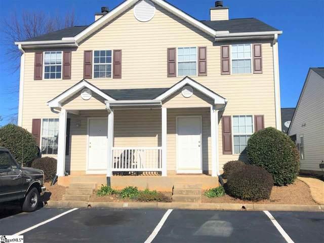 3 Hammett Grove Lane, Greer, SC 29650 (#1434917) :: DeYoung & Company