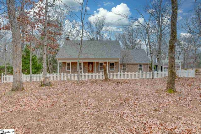 4150 Ridge Road, Greer, SC 29651 (#1434935) :: Coldwell Banker Caine