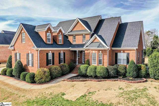 104 Tybee Drive, Simpsonville, SC 29681 (#1434956) :: Hamilton & Co. of Keller Williams Greenville Upstate