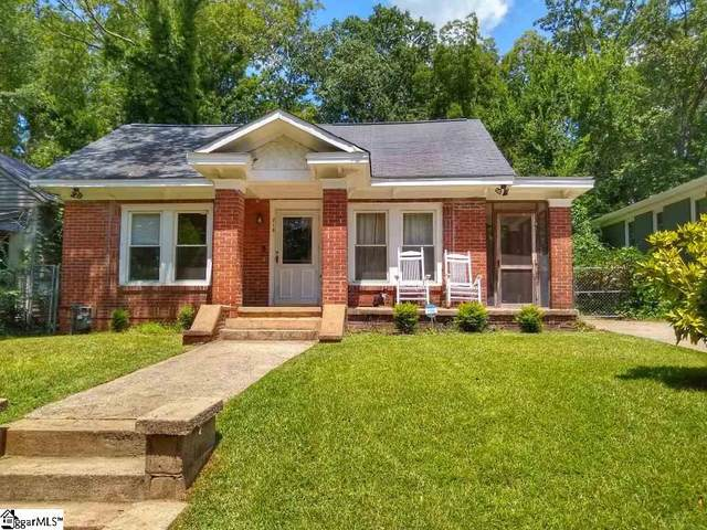 218 Asbury Avenue, Greenville, SC 29601 (#1434957) :: The Haro Group of Keller Williams