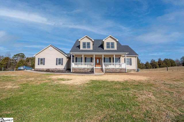5885 Highway 187 S, Starr, SC 29684 (#1435028) :: Coldwell Banker Caine