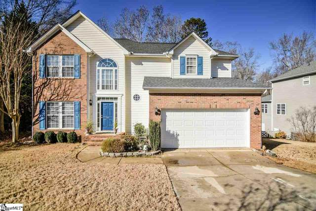 306 Fieldgate Court, Mauldin, SC 29662 (#1435038) :: J. Michael Manley Team