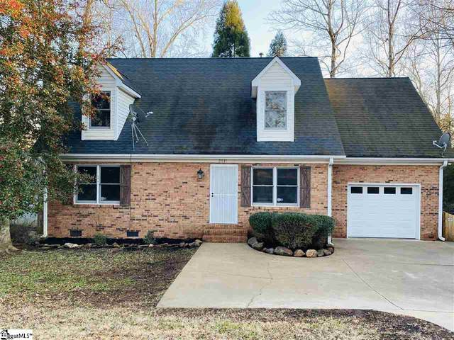 2841 Country Club Road, Spartanburg, SC 29302 (#1435059) :: The Haro Group of Keller Williams