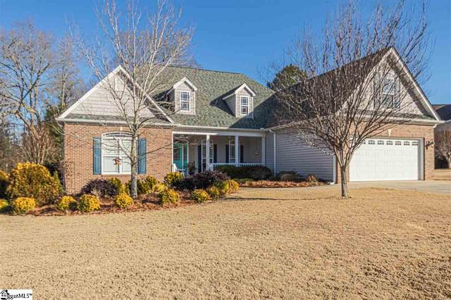 6 Chasie Lane, Greer, SC 29651 (#1435132) :: Coldwell Banker Caine