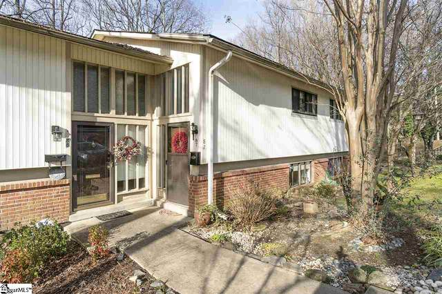 87 Briarview Circle, Greenville, SC 29615 (#1435156) :: Modern