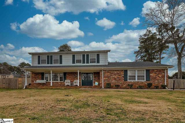 211 Talmadge Drive, Spartanburg, SC 29307 (#1435162) :: J. Michael Manley Team