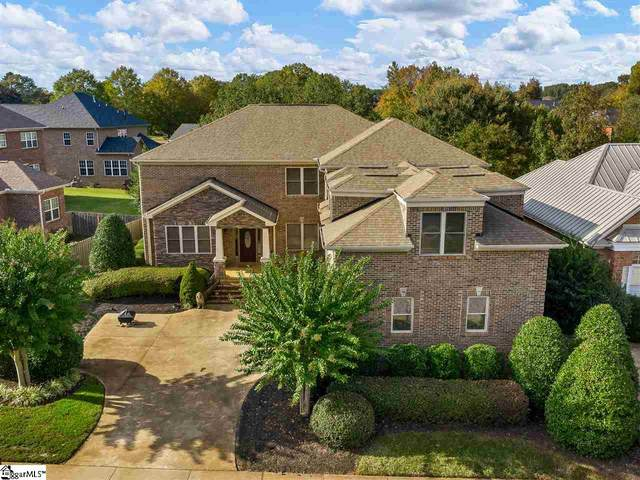 17 Ruby Lake Lane, Simpsonville, SC 29681 (#1435190) :: Coldwell Banker Caine