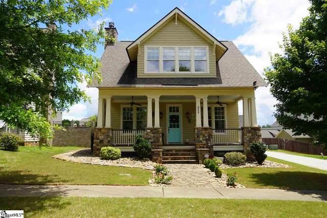 235 Austin Brook Street, Simpsonville, SC 29680 (#1435199) :: Hamilton & Co. of Keller Williams Greenville Upstate