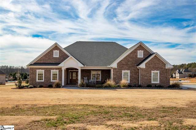 203 Chestnut Springs Way, Williamston, SC 29697 (#1435224) :: Modern