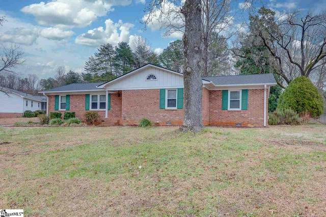 303 Bent Creek Drive, Greer, SC 29650 (#1435231) :: Coldwell Banker Caine