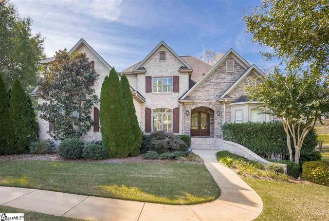 673 Driftwood Drive, Greer, SC 29651 (#1435232) :: Coldwell Banker Caine