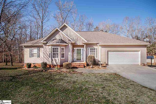 8 Four Leaf Court, Pelzer, SC 29669 (#1435326) :: J. Michael Manley Team