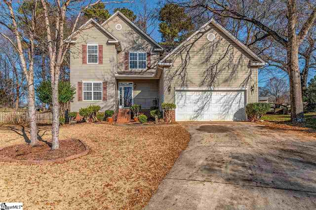 206 Edmondston Court, Mauldin, SC 29662 (#1435331) :: J. Michael Manley Team