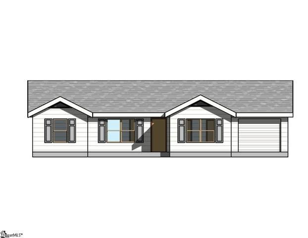 128 Miller Road, Belton, SC 29627 (#1435334) :: Dabney & Partners