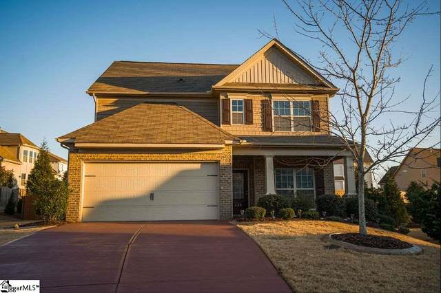 239 Heathbury Court, Simpsonville, SC 29681 (#1435338) :: The Haro Group of Keller Williams