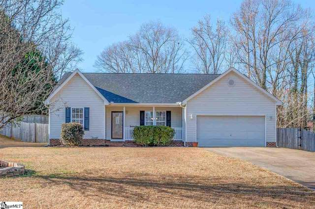 125 Ashlan Woods Court, Greer, SC 29651 (#1435341) :: The Toates Team