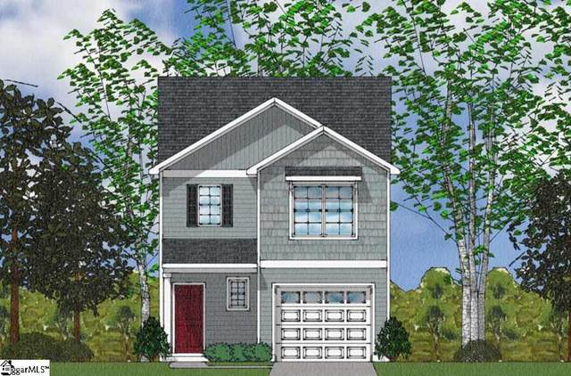 661 Millsfate Circle, Boiling Springs, SC 29316 (#1435352) :: Dabney & Partners