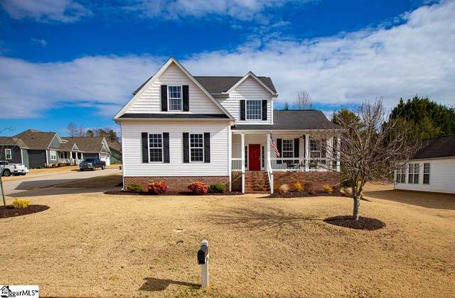 320 Wild Geese Way, Travelers Rest, SC 29690 (#1435380) :: Hamilton & Co. of Keller Williams Greenville Upstate