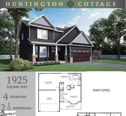 70 Cane Hill Drive, Piedmont, SC 29673 (#1435401) :: Hamilton & Co. of Keller Williams Greenville Upstate