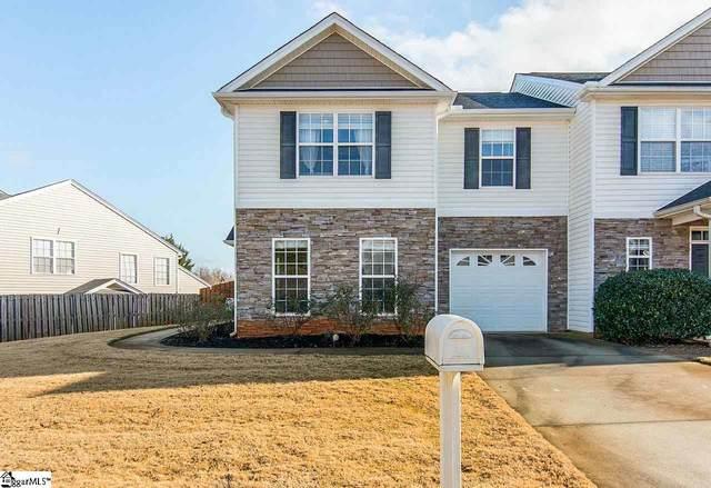 206 Marshland Lane, Greer, SC 29650 (#1435403) :: Hamilton & Co. of Keller Williams Greenville Upstate