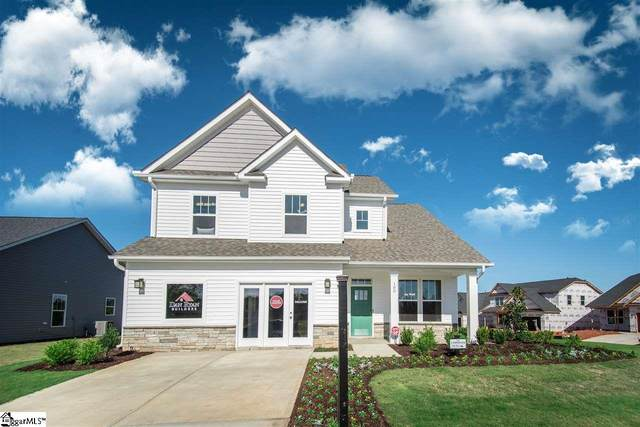 100 Foxbank Circle, Greer, SC 29651 (#1435412) :: Coldwell Banker Caine