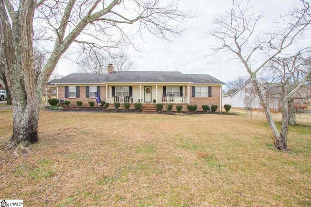 340 Knollwood Drive, Anderson, SC 29625 (MLS #1435428) :: Resource Realty Group