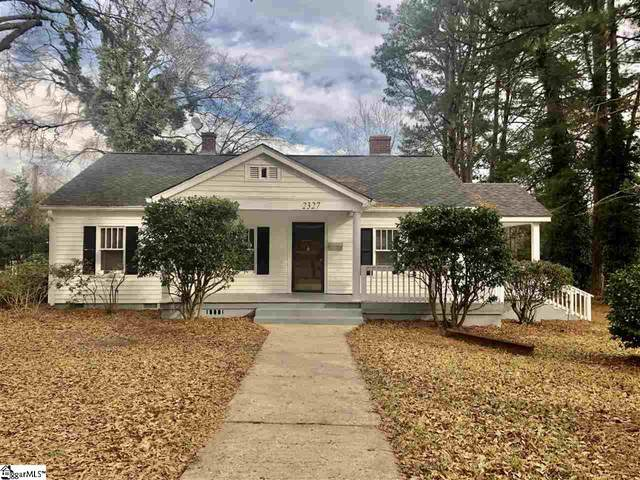 2327 Bruce Avenue, Spartanburg, SC 29302 (MLS #1435463) :: Resource Realty Group