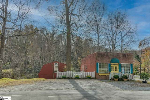 879 N Trade Street, Tryon, NC 28782 (#1435492) :: Parker Group