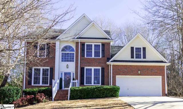 6 Woodbluff Place, Simpsonville, SC 29680 (#1435503) :: The Toates Team