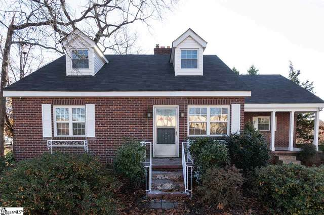 1242 Rutherford Road, Greenville, SC 29609 (#1435509) :: Coldwell Banker Caine