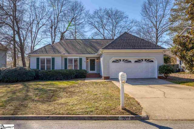 3 Rocky Ford Court, Greenville, SC 29615 (#1435510) :: Modern