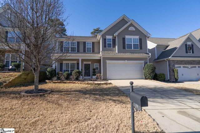11 Valley Fall Court, Greer, SC 29650 (MLS #1435519) :: Resource Realty Group