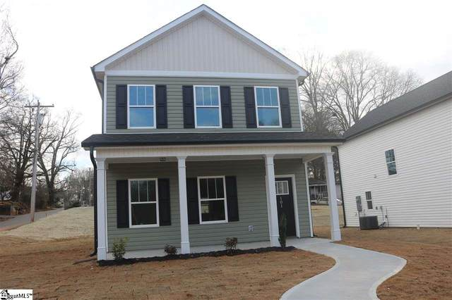 101 W E Avenue, Easley, SC 29640 (MLS #1435528) :: Resource Realty Group