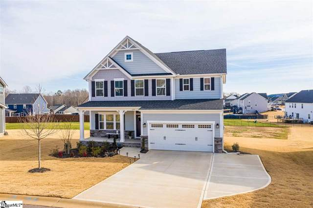 204 Edwin Ellis Drive, Greer, SC 29651 (#1435533) :: Coldwell Banker Caine