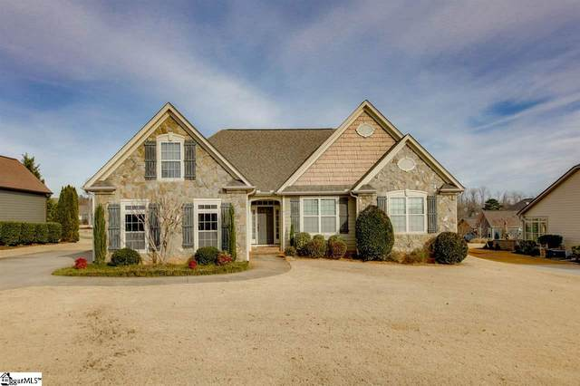108 Country Mist Drive, Greer, SC 29651 (#1435537) :: Hamilton & Co. of Keller Williams Greenville Upstate