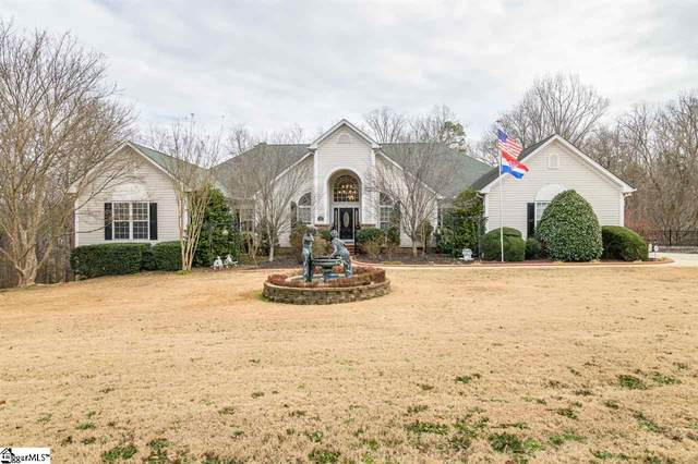 240 Mckinney Road, Simpsonville, SC 29681 (#1435553) :: Hamilton & Co. of Keller Williams Greenville Upstate