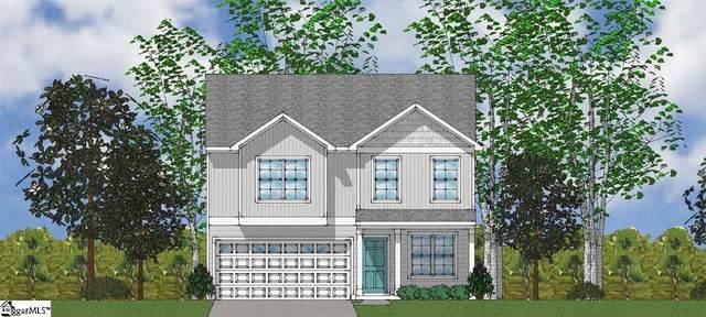 415 Reflection Drive Home Site 56 - , Anderson, SC 29625 (#1435569) :: Hamilton & Co. of Keller Williams Greenville Upstate