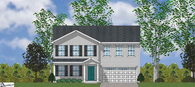 417 Reflection Drive Home Site 57 - , Anderson, SC 29625 (#1435572) :: Coldwell Banker Caine