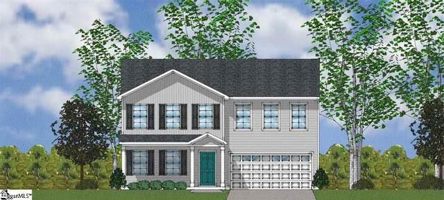 417 Reflection Drive Home Site 57 - , Anderson, SC 29625 (#1435572) :: Hamilton & Co. of Keller Williams Greenville Upstate