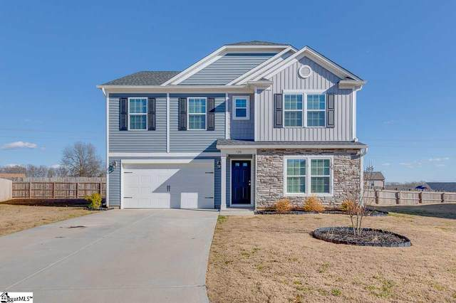 130 Mitford Way, Fountain Inn, SC 29644 (#1435579) :: The Toates Team