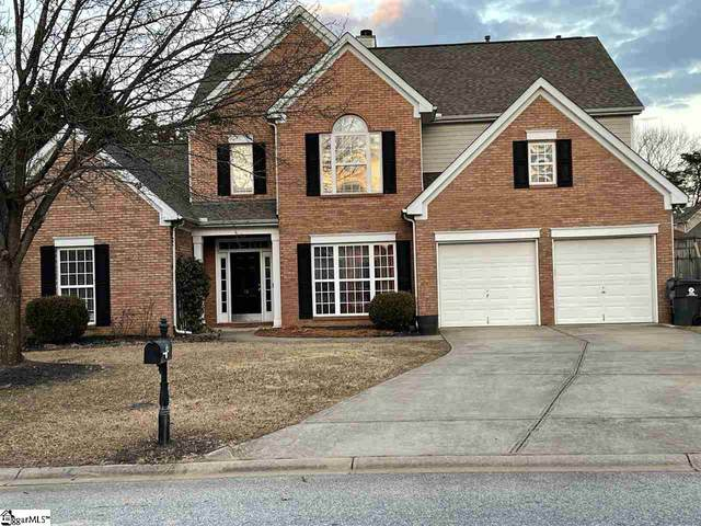 34 Collier Lane, Greer, SC 29650 (MLS #1435615) :: Prime Realty