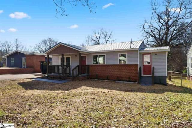 124 Chestnut Street, Greenville, SC 29605 (#1435639) :: Hamilton & Co. of Keller Williams Greenville Upstate