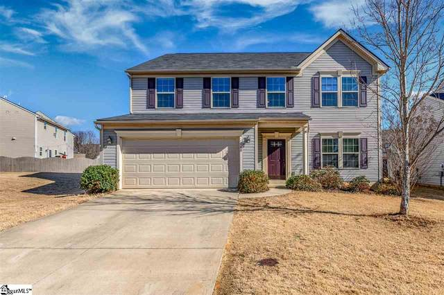 260 Mercer Drive, Simpsonville, SC 29681 (#1435654) :: DeYoung & Company