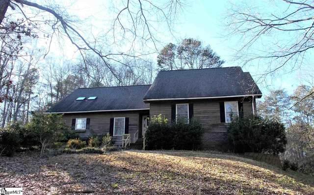 669 Batesville Road, Greer, SC 29651 (#1435663) :: Modern