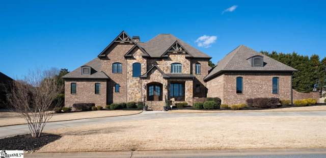 915 Wax Myrtle Court, Greer, SC 29651 (#1435664) :: Coldwell Banker Caine