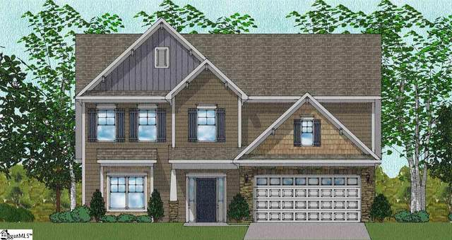 321 Yarrow Way Lot 116, Greenville, SC 29607 (#1435676) :: The Haro Group of Keller Williams
