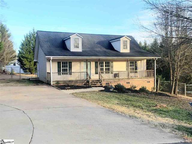 307 Dean Street, Pickens, SC 29671 (#1435681) :: Hamilton & Co. of Keller Williams Greenville Upstate