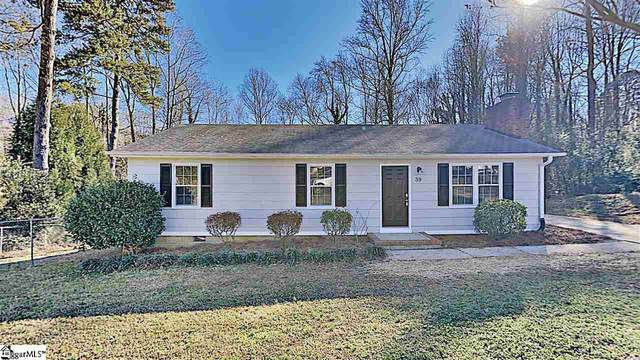 39 Pine Ridge Drive, Greenville, SC 29605 (#1435684) :: Coldwell Banker Caine